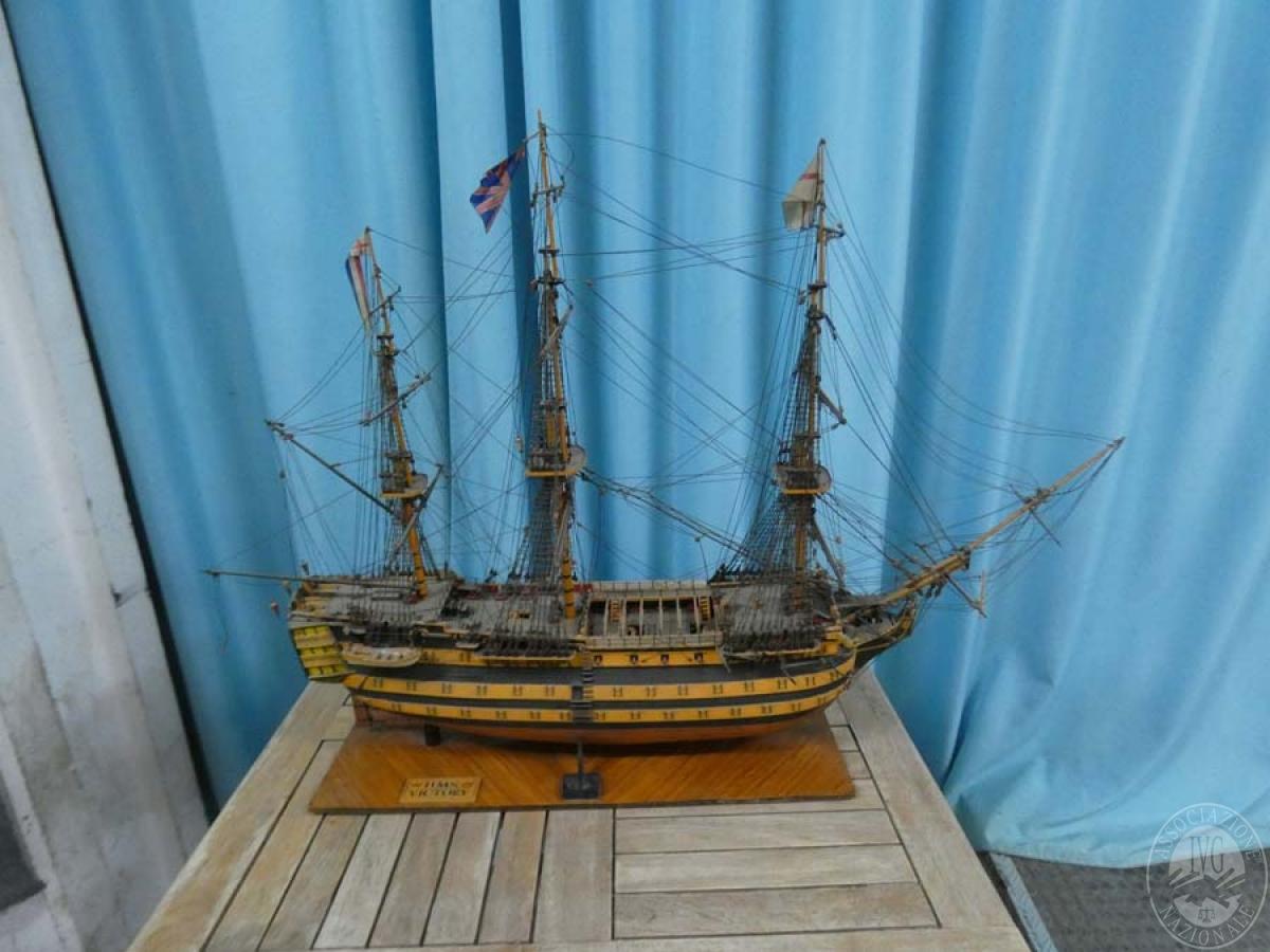 Veliero HMS Victory    GARA DI VENDITA SABATO 8 FEBBRAIO 2020
