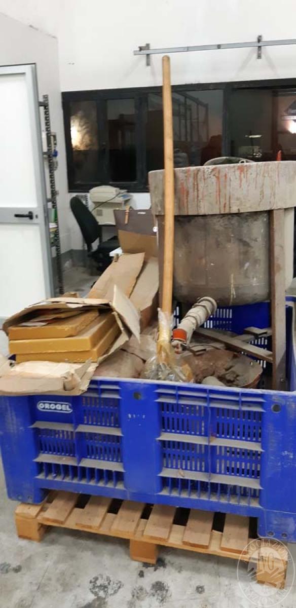 Prodotti chimici per enologiia + attrezzature ufficio   VENDITA 17 DICEMBRE 2019 CON GARA ONLINE RACCOLTA DI OFFERTE 2