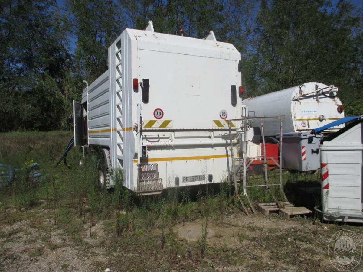Autocarri + macchine operatrici    VENDITA 17 DICEMBRE 2019 CON GARA ONLINE RACCOLTA DI OFFERTE 16