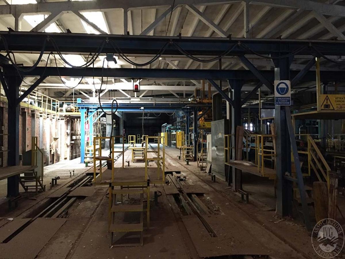 Complesso industriale a RADICOFANI in Zona Produttiva Val di Paglia 10