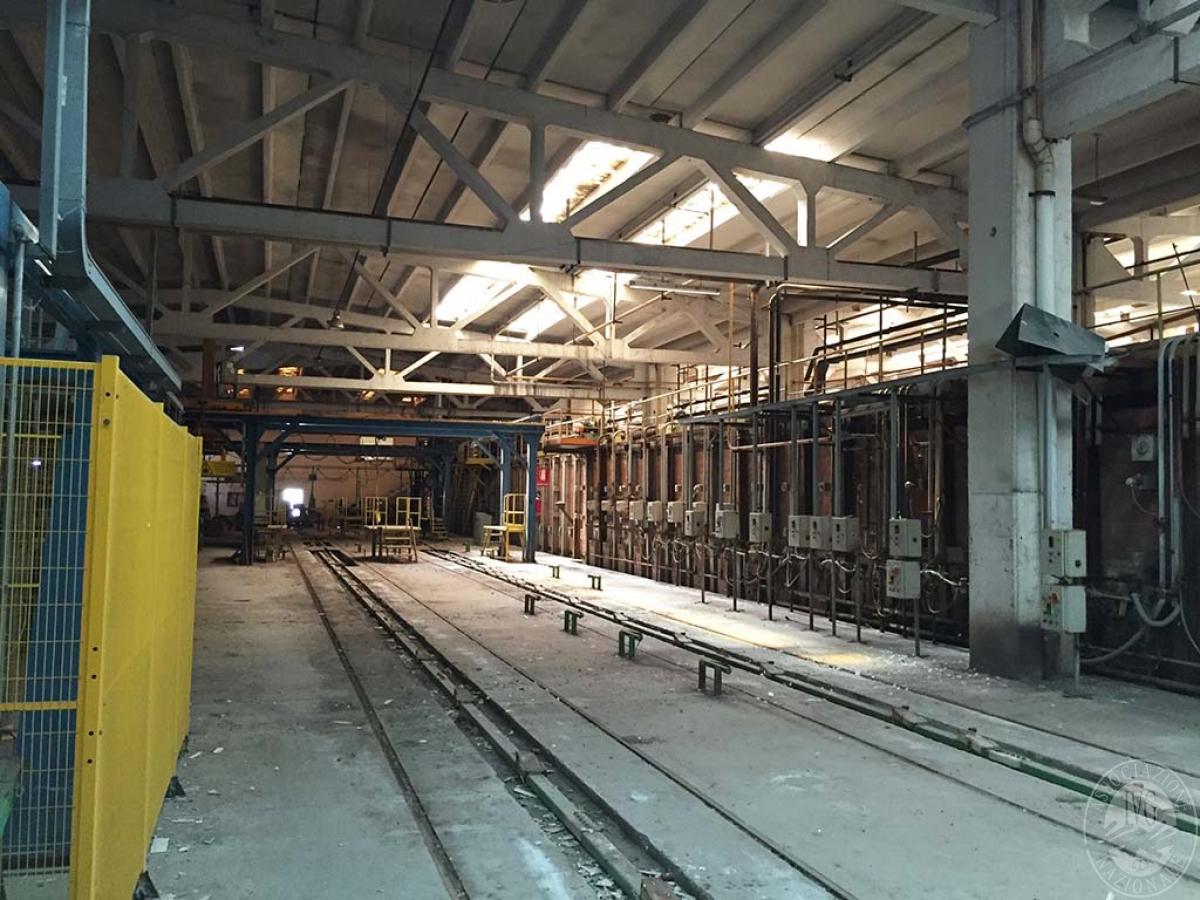 Complesso industriale a RADICOFANI in Zona Produttiva Val di Paglia 11