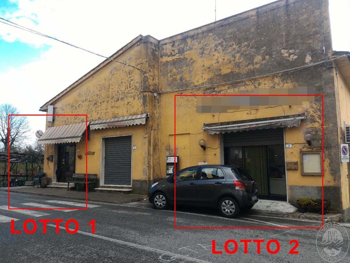 Locale commerciale a CHIUSDINO, via Massetana - lotto 2