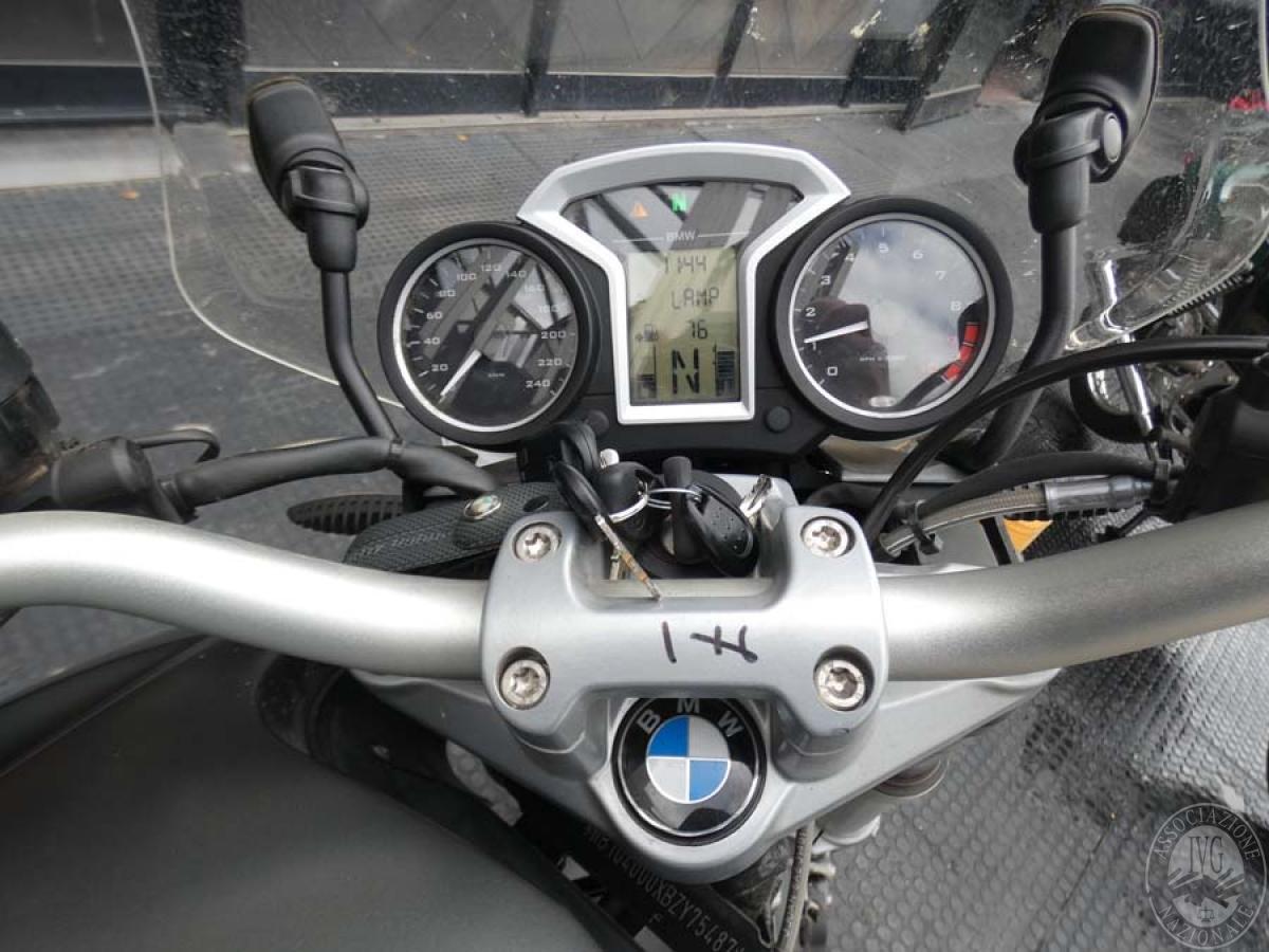 Motociclo BMW 120R anno 2011    GARA DI VENDITA SABATO 8 FEBBRAIO 2020 4