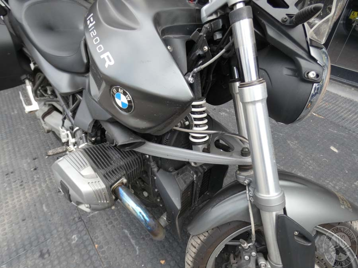 Motociclo BMW 120R anno 2011    GARA DI VENDITA SABATO 8 FEBBRAIO 2020 12