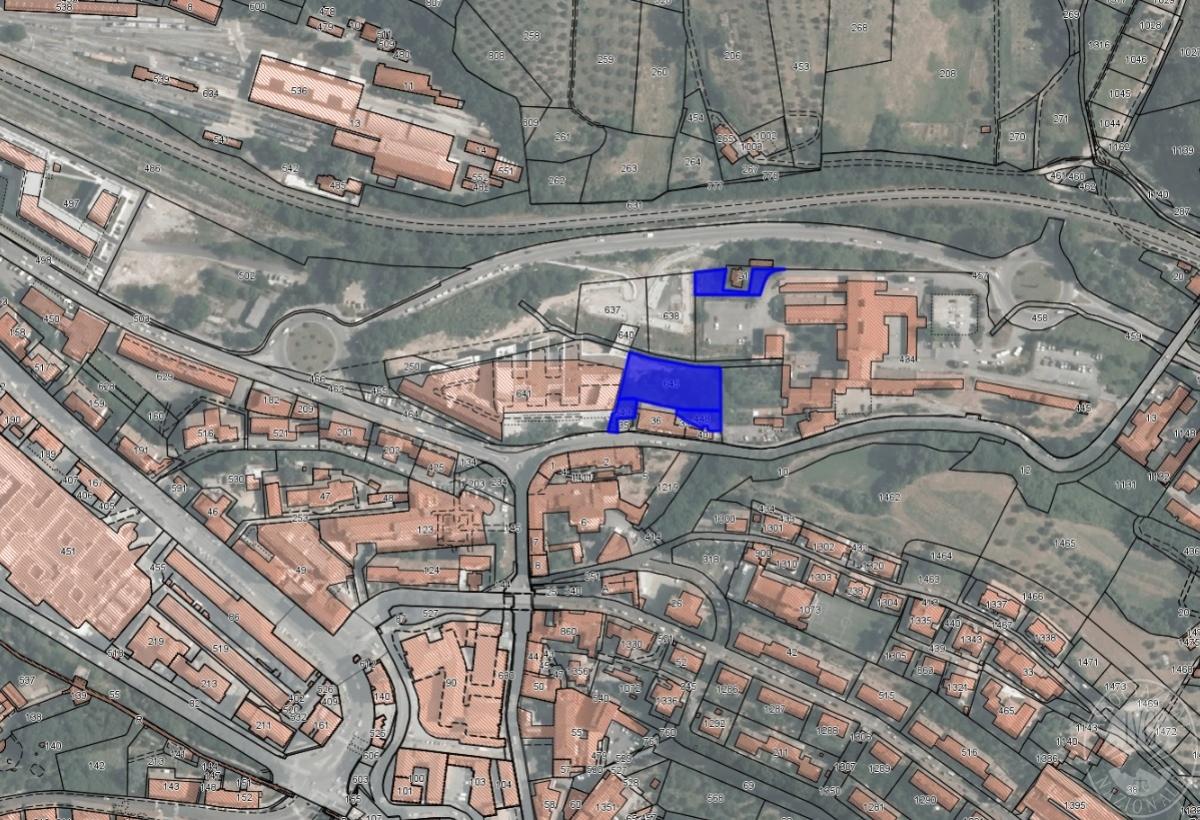 Porzioni di terreno a SIENA  - LOTTO 34 (ex lotti 34-35-36-39) 0