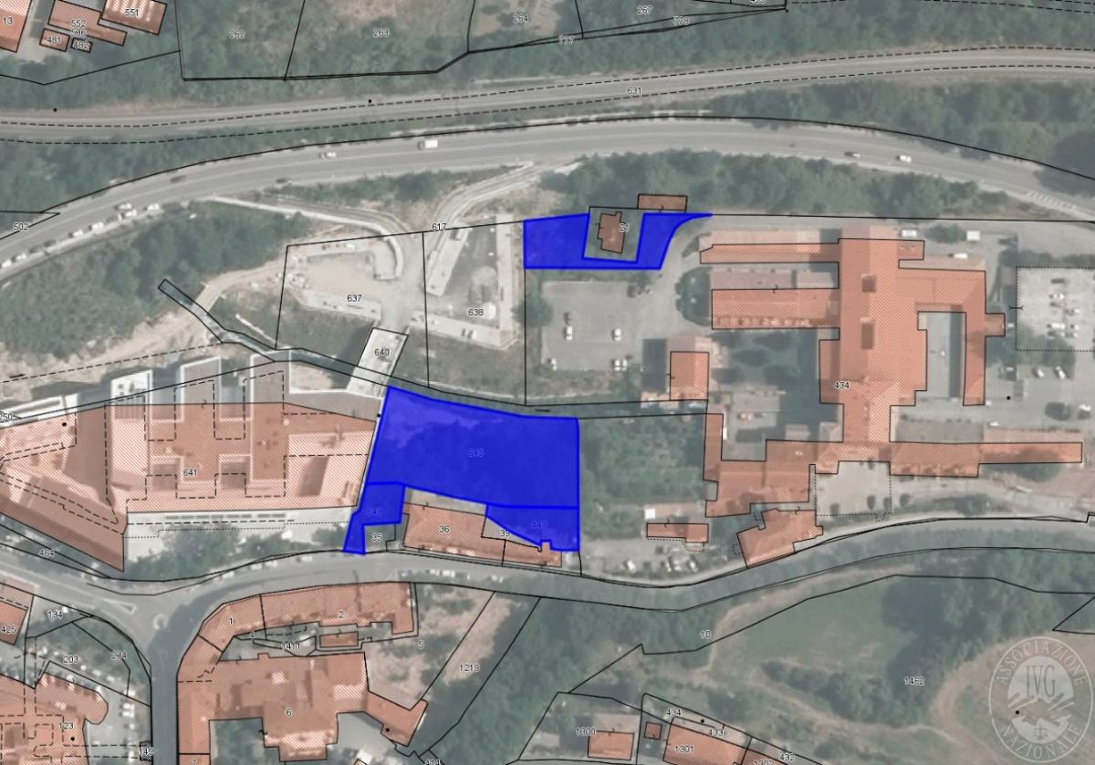 Porzioni di terreno a SIENA  - LOTTO 34 (ex lotti 34-35-36-39)
