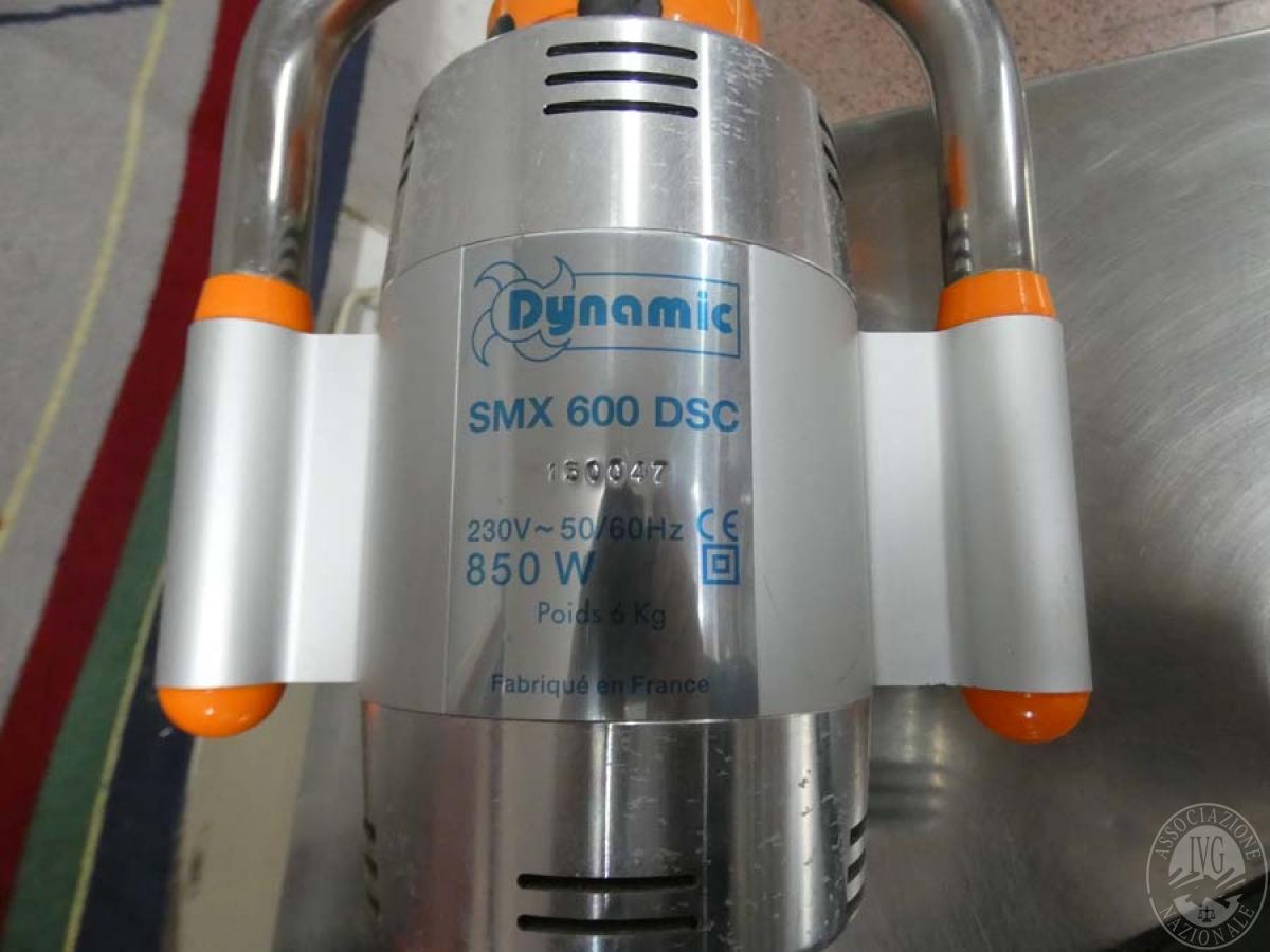Rif. 106 + 156) Frullatore ad immersione provvisto di supporto    GARA DI VENDITA SABATO 8 FEBBRAIO 2020 5