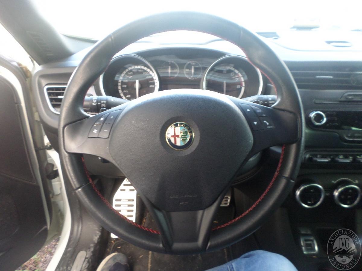 Alfa Romeo Giulietta   GARA DI VENDITA SABATO 8 FEBBRAIO 2020   VISIBILE PRESSO DEPOSITERIA IVG SIENA 7