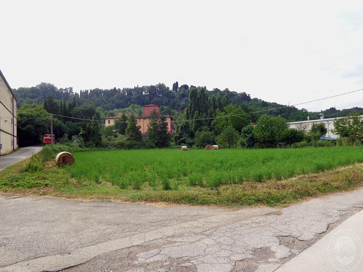 Terreno in MONTEVARCHI Lungo la Sugherella