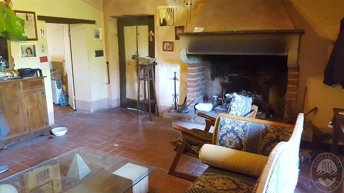 Colonica con terreni a CIVITELLA IN VAL DI CHIANA in loc. Querceto - Lotto 1A 7