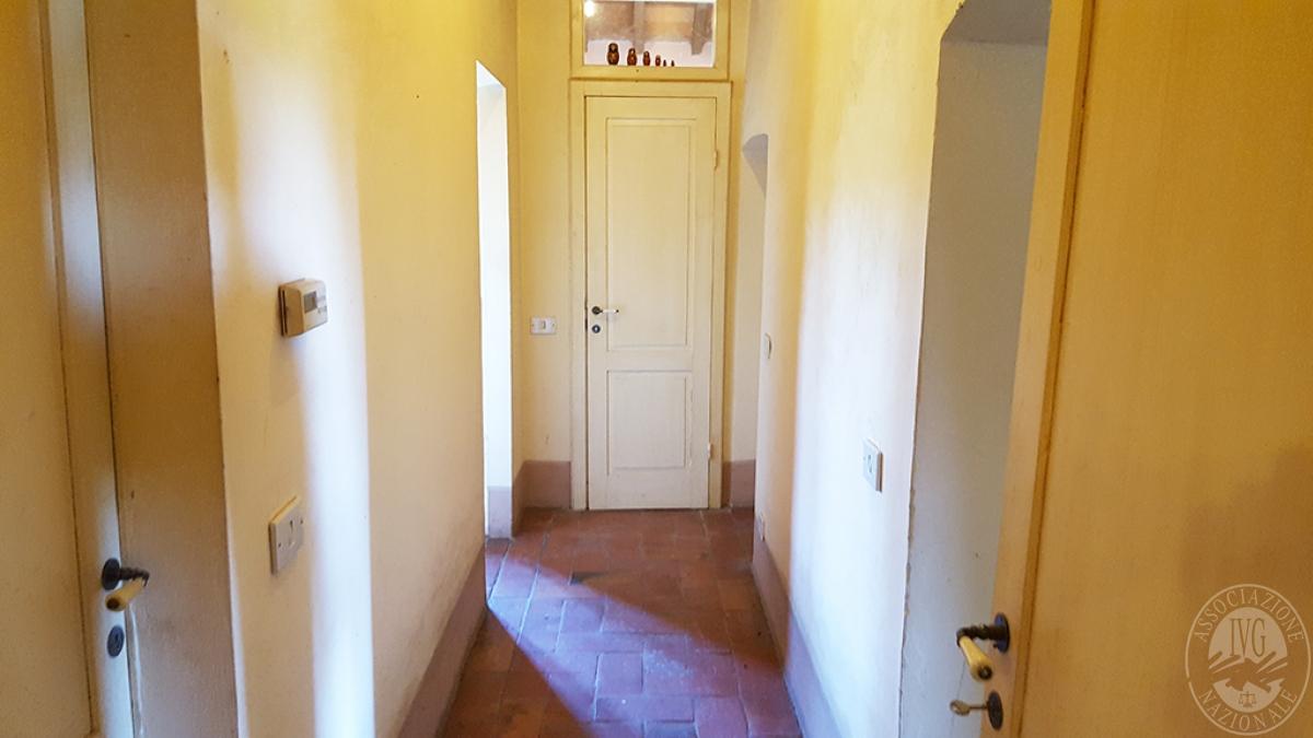 Colonica con terreni a CIVITELLA IN VAL DI CHIANA in loc. Querceto - Lotto 1A 9