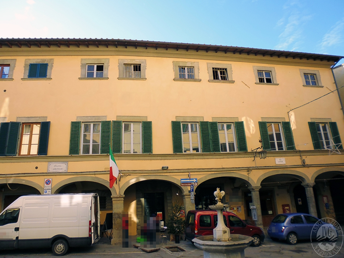 Appartamento a POPPI in Piazza Amerighi - Lotto Q