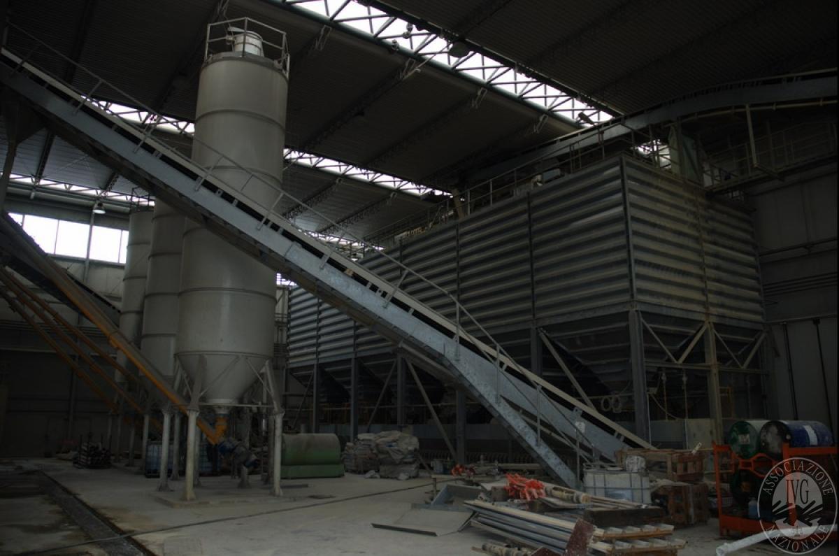 Impianto betonaggio orizzontale MANIFESTAZIONE INTERESSE 2