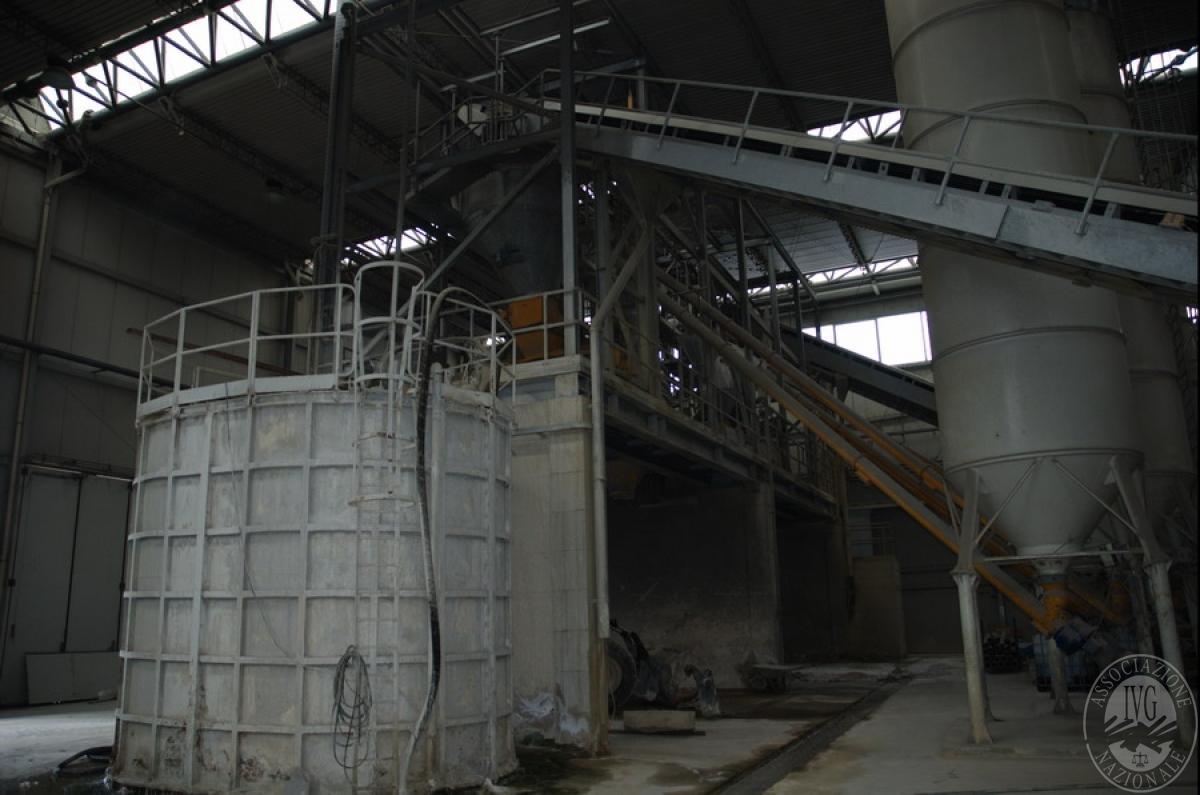 Impianto betonaggio orizzontale MANIFESTAZIONE INTERESSE 5