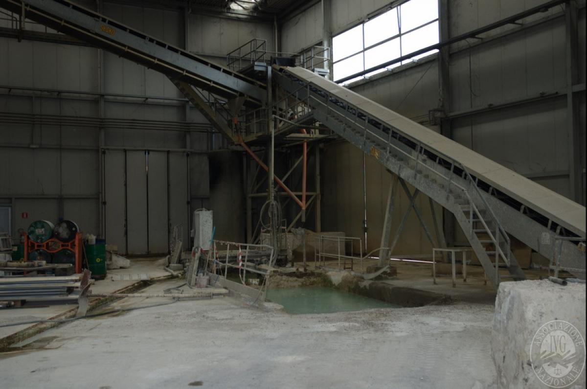 Impianto betonaggio orizzontale MANIFESTAZIONE INTERESSE 1