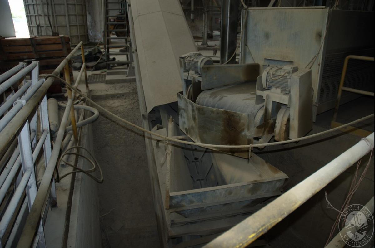 Impianto betonaggio orizzontale MANIFESTAZIONE INTERESSE 4
