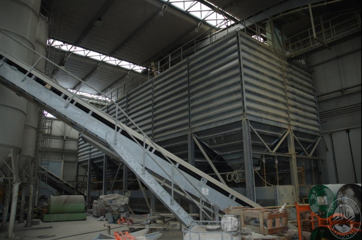 Impianto betonaggio orizzontale MANIFESTAZIONE INTERESSE 7