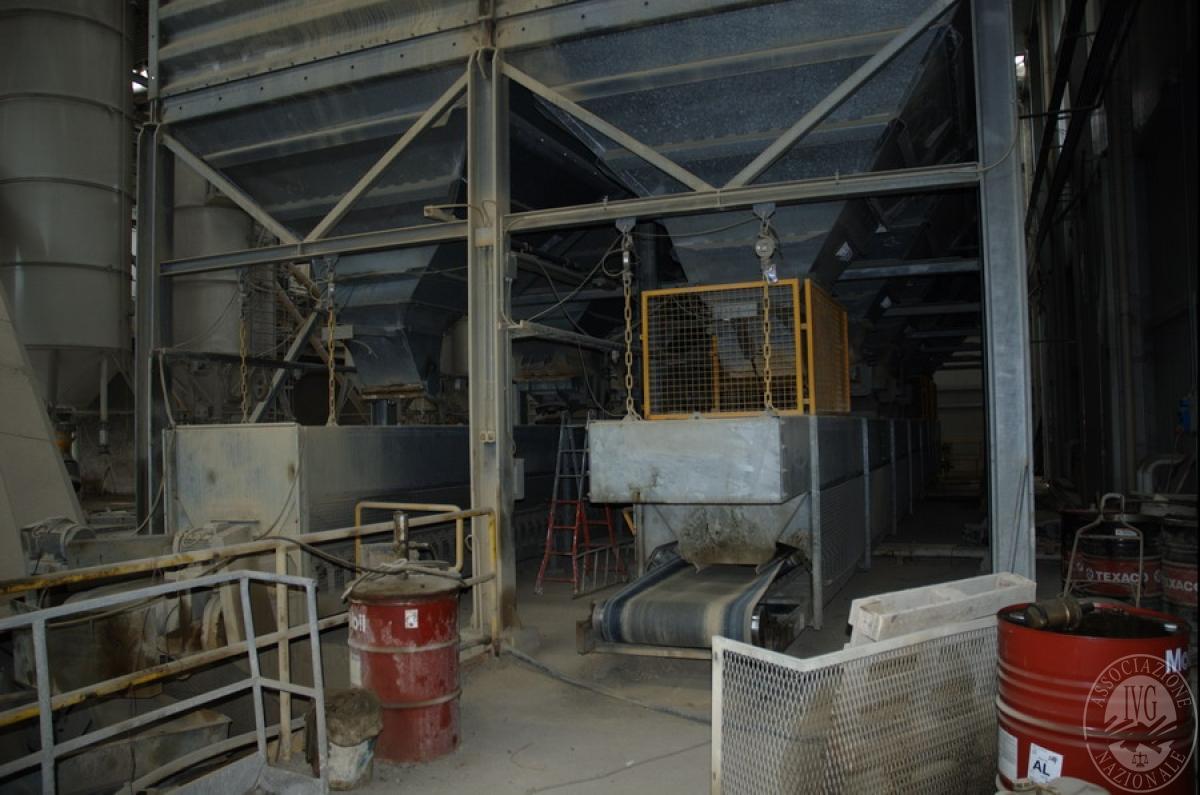 Impianto betonaggio orizzontale MANIFESTAZIONE INTERESSE 3