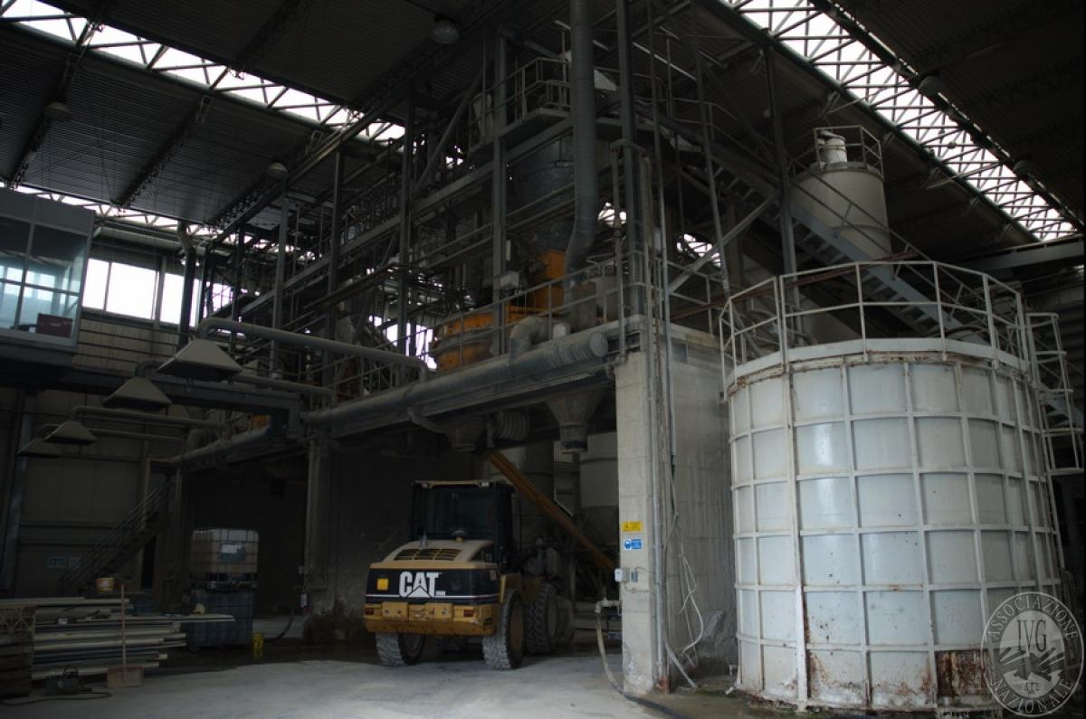 Impianto betonaggio orizzontale MANIFESTAZIONE INTERESSE 0