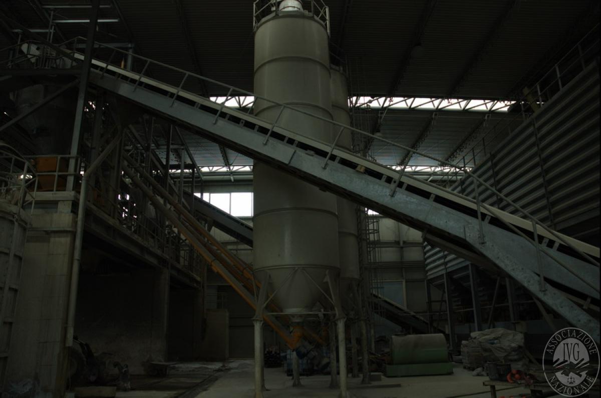 Impianto betonaggio orizzontale MANIFESTAZIONE INTERESSE 6