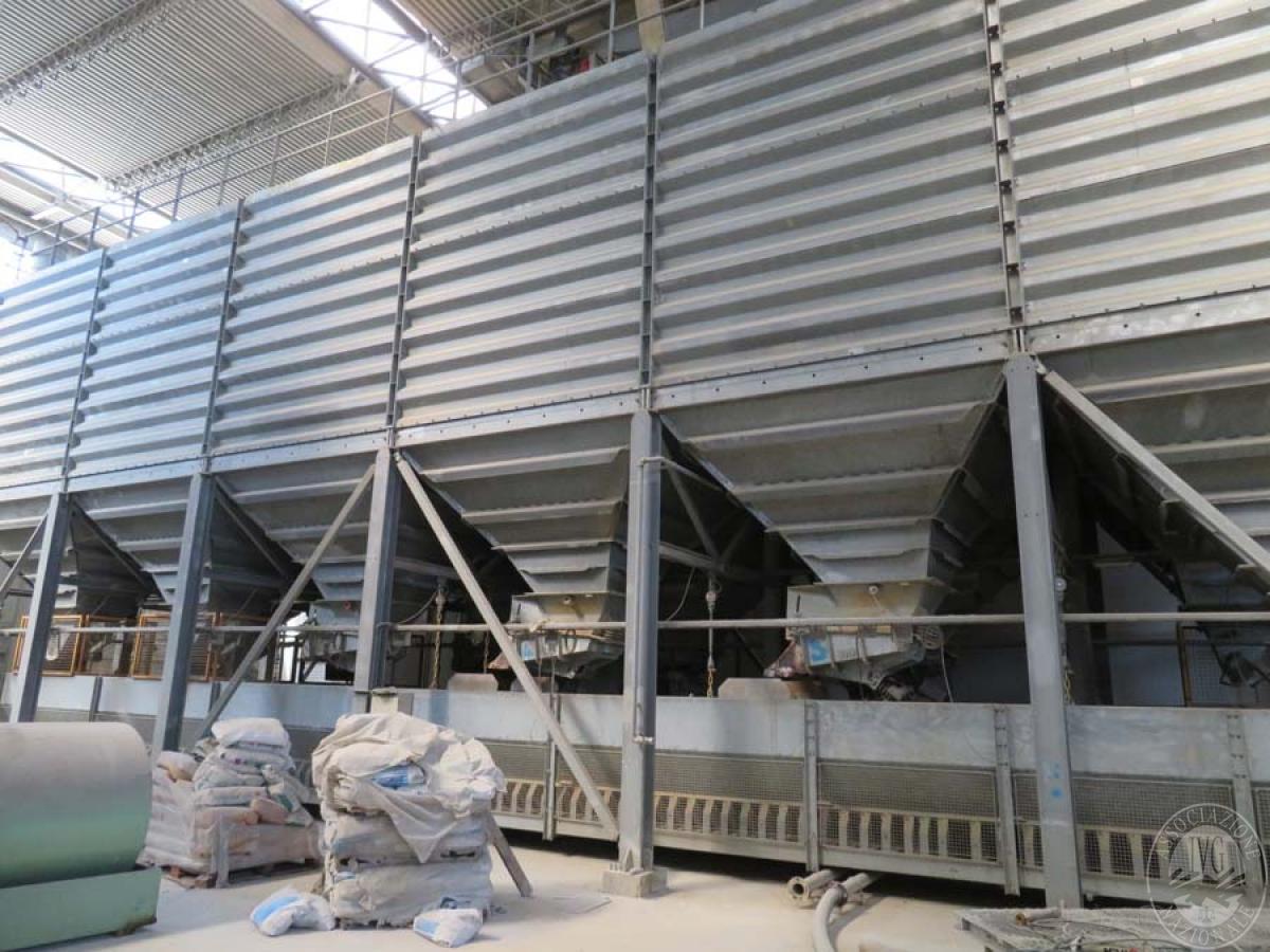 Impianto betonaggio orizzontale MANIFESTAZIONE INTERESSE 10