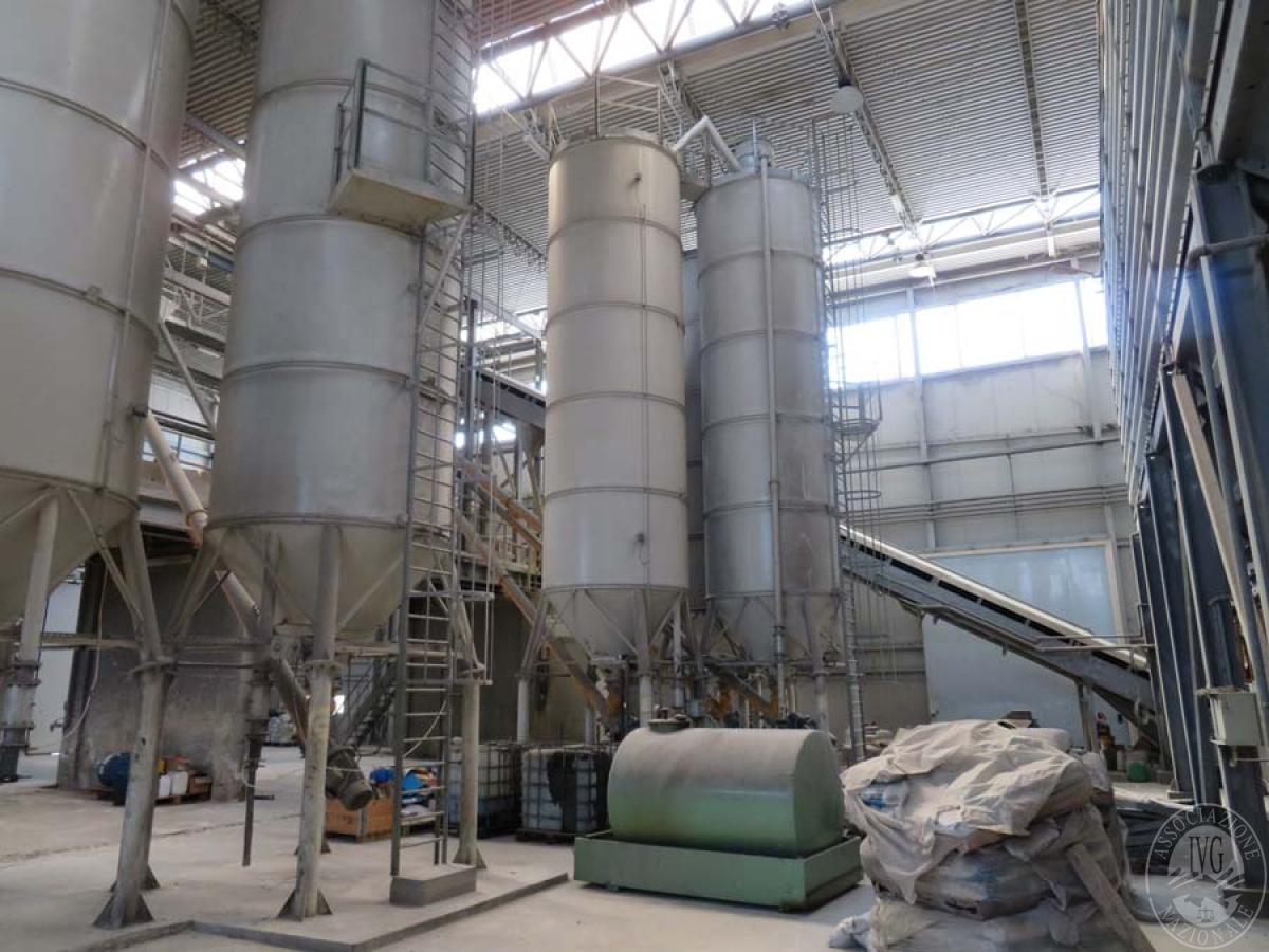 Impianto betonaggio orizzontale MANIFESTAZIONE INTERESSE 12