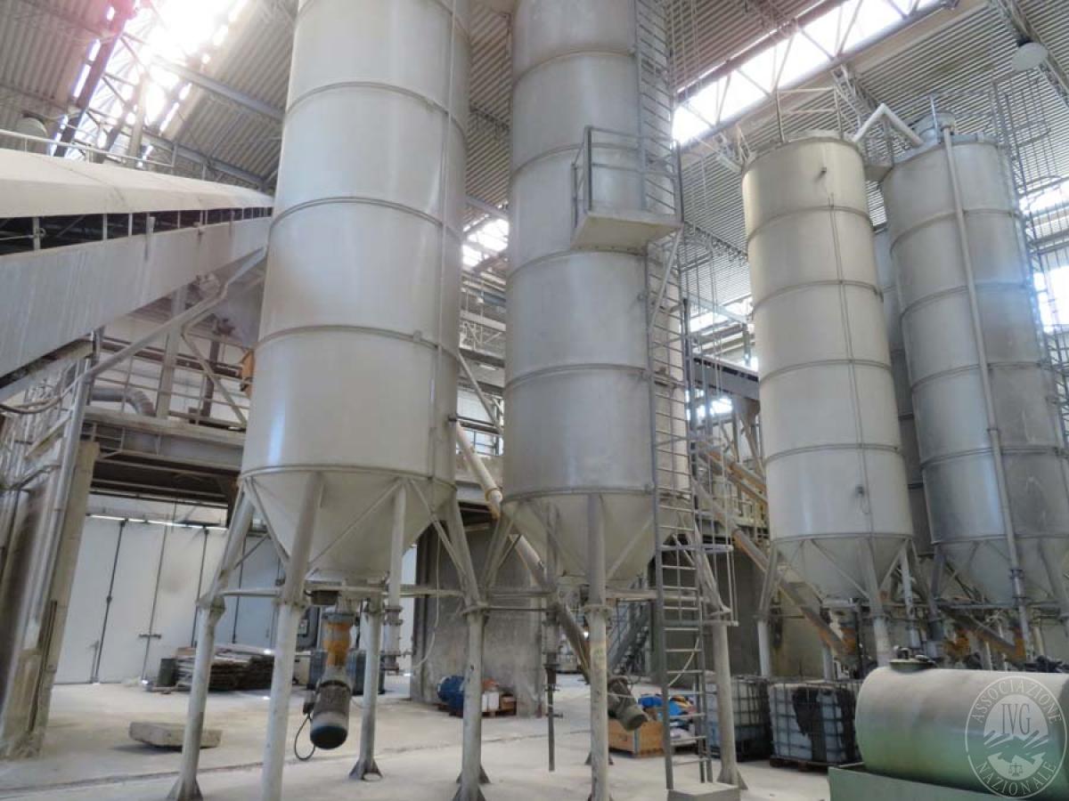 Impianto betonaggio orizzontale MANIFESTAZIONE INTERESSE 11