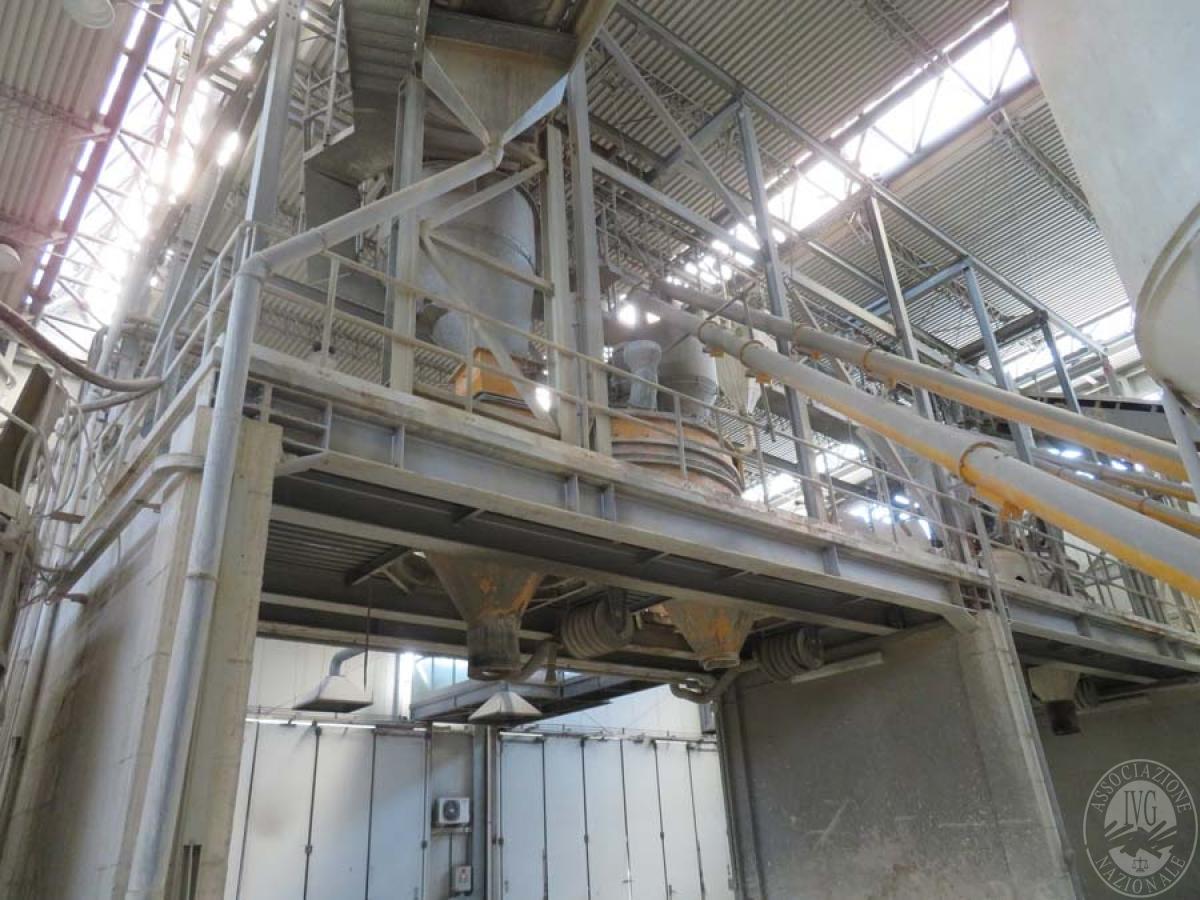 Impianto betonaggio orizzontale MANIFESTAZIONE INTERESSE 13