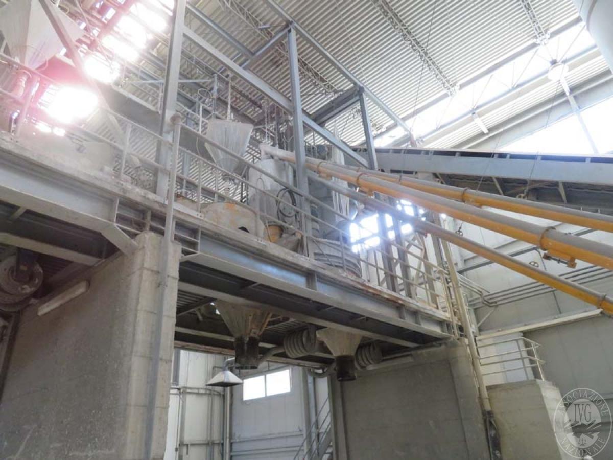 Impianto betonaggio orizzontale MANIFESTAZIONE INTERESSE 14