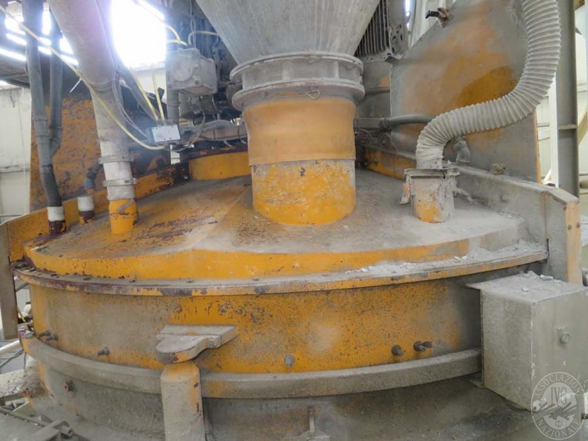 Impianto betonaggio orizzontale MANIFESTAZIONE INTERESSE 17