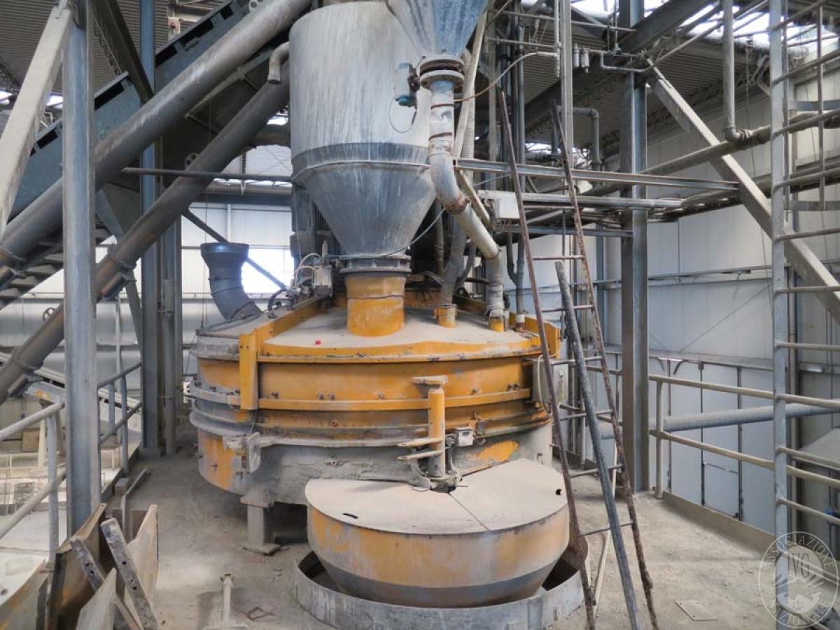 Impianto betonaggio orizzontale MANIFESTAZIONE INTERESSE 16