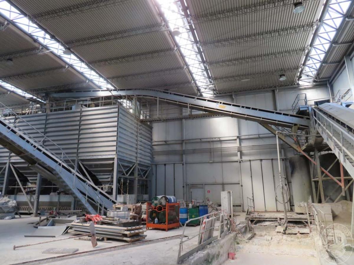 Impianto betonaggio orizzontale MANIFESTAZIONE INTERESSE 22