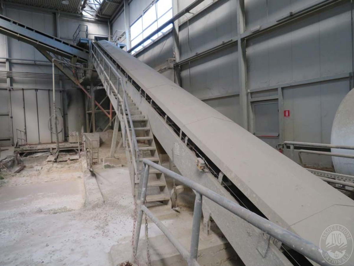 Impianto betonaggio orizzontale MANIFESTAZIONE INTERESSE 21