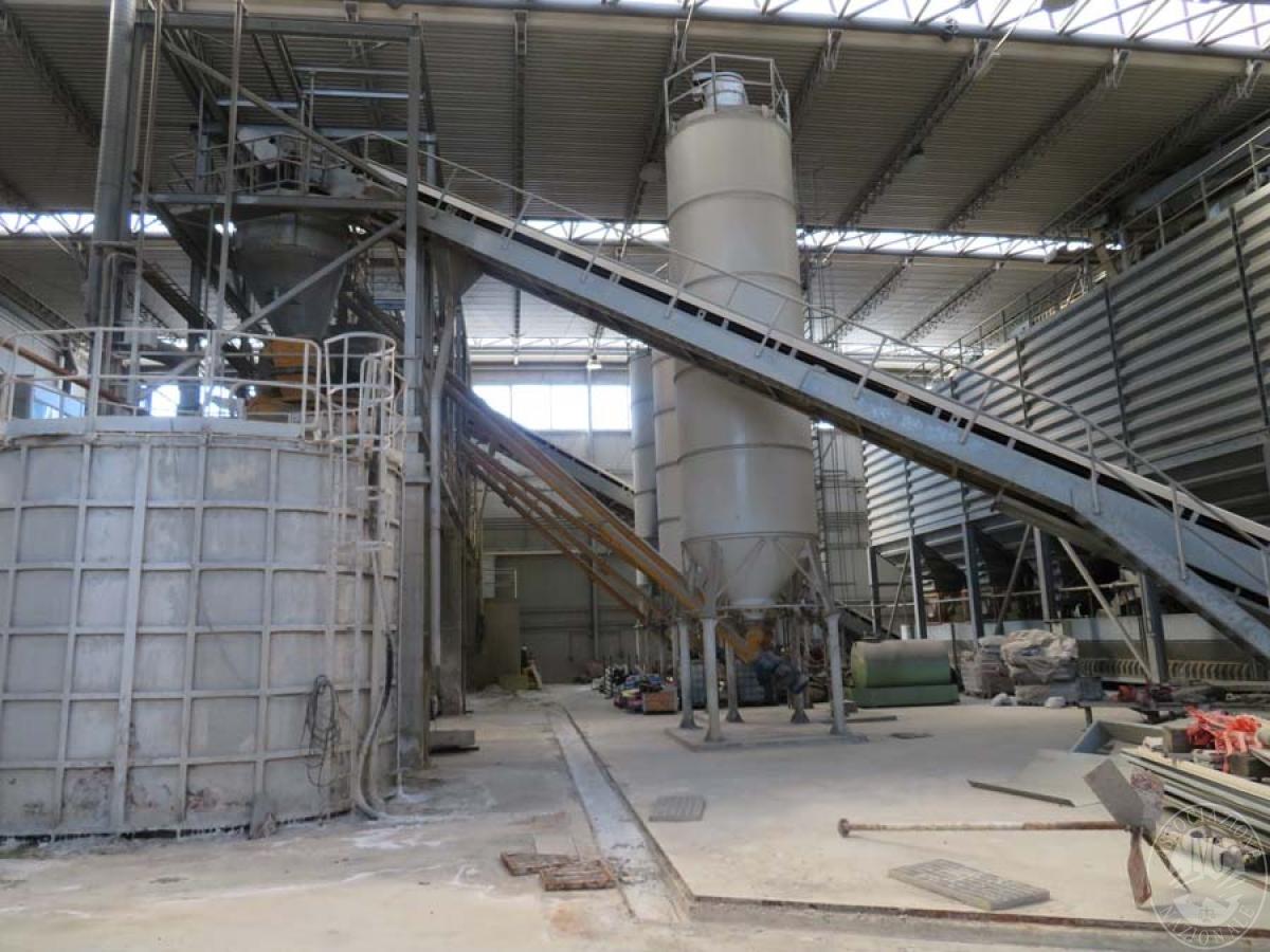 Impianto betonaggio orizzontale MANIFESTAZIONE INTERESSE 25