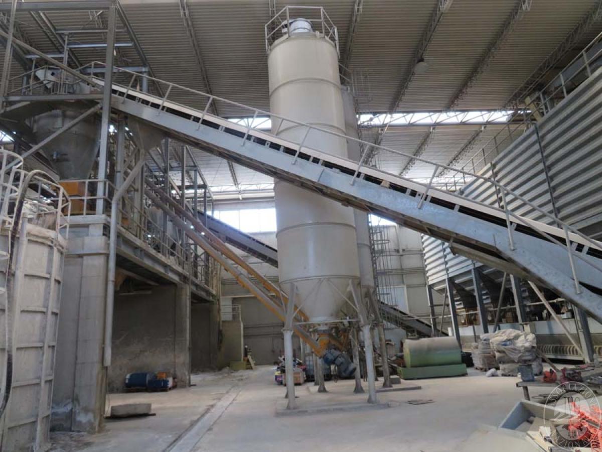 Impianto betonaggio orizzontale MANIFESTAZIONE INTERESSE 27