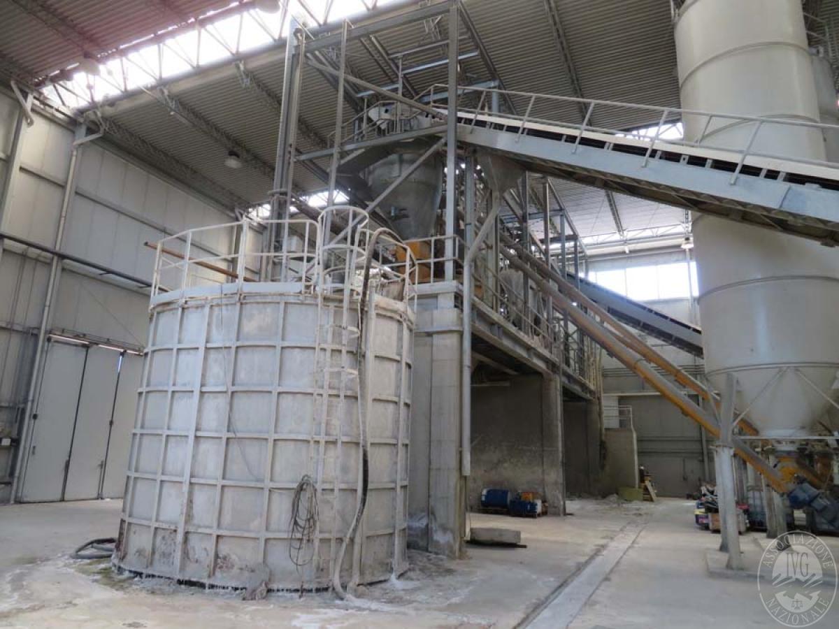 Impianto betonaggio orizzontale MANIFESTAZIONE INTERESSE 26