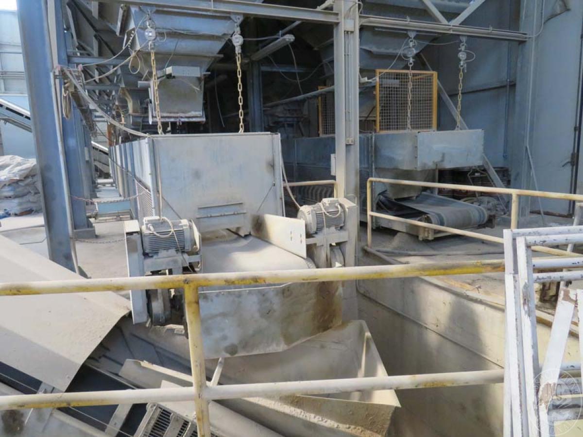 Impianto betonaggio orizzontale MANIFESTAZIONE INTERESSE 28