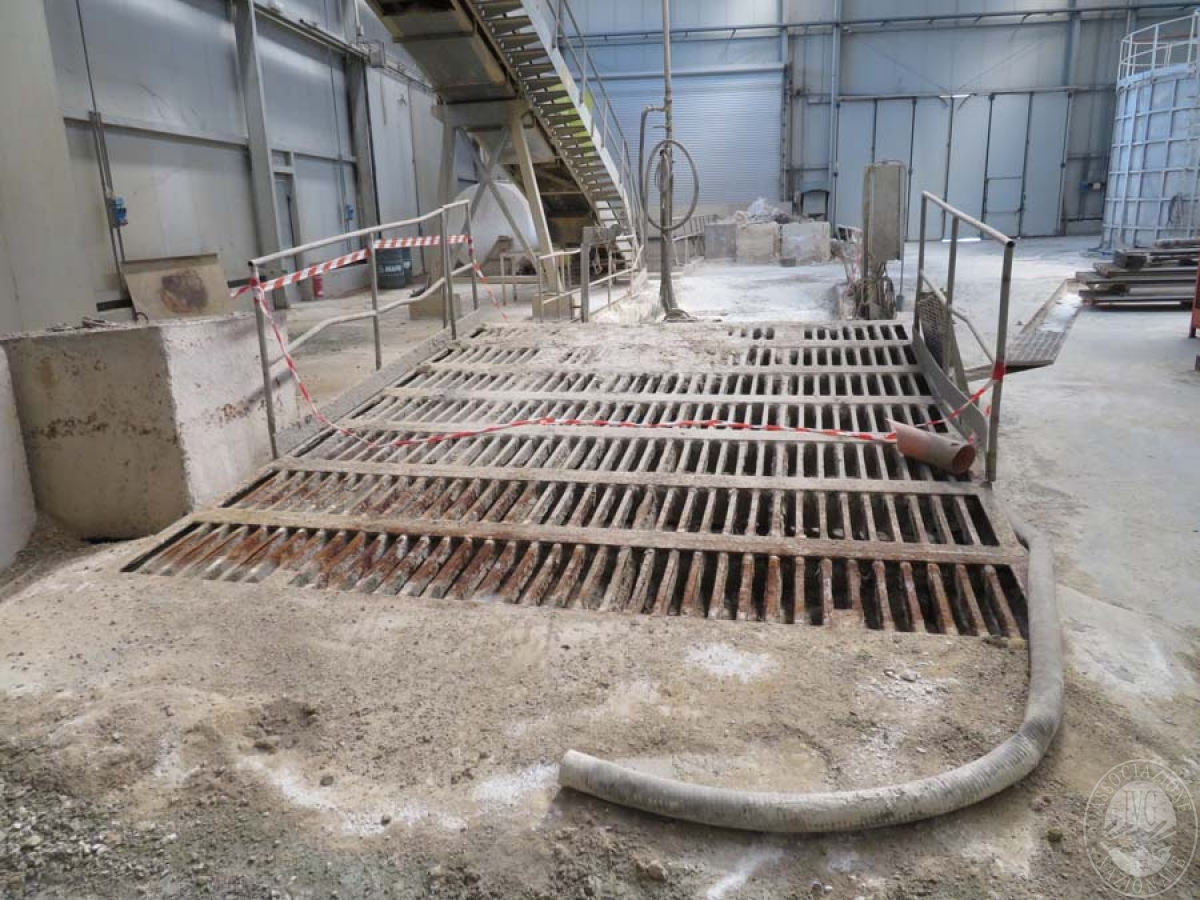 Impianto betonaggio orizzontale MANIFESTAZIONE INTERESSE 30