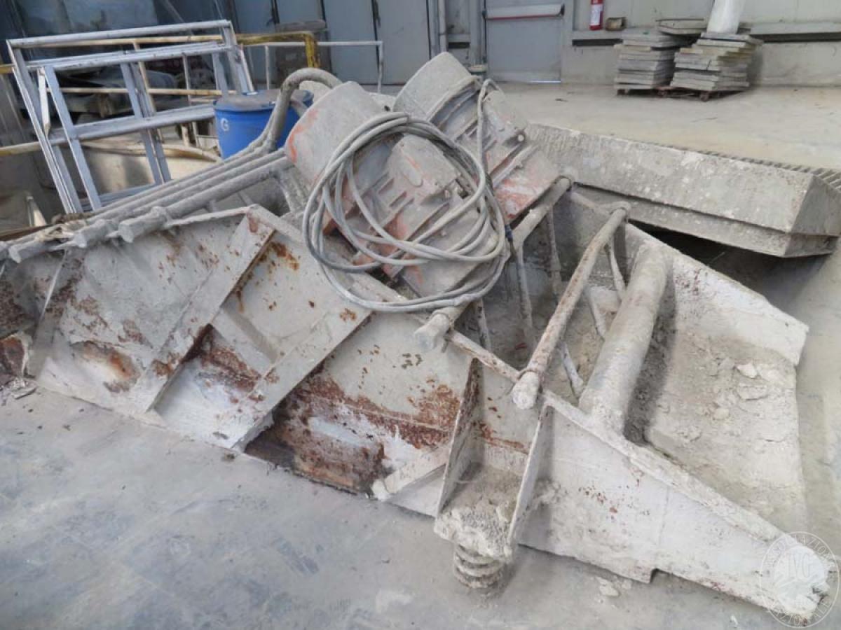 Impianto betonaggio orizzontale MANIFESTAZIONE INTERESSE 31