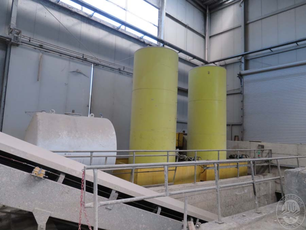Impianto betonaggio orizzontale MANIFESTAZIONE INTERESSE 33