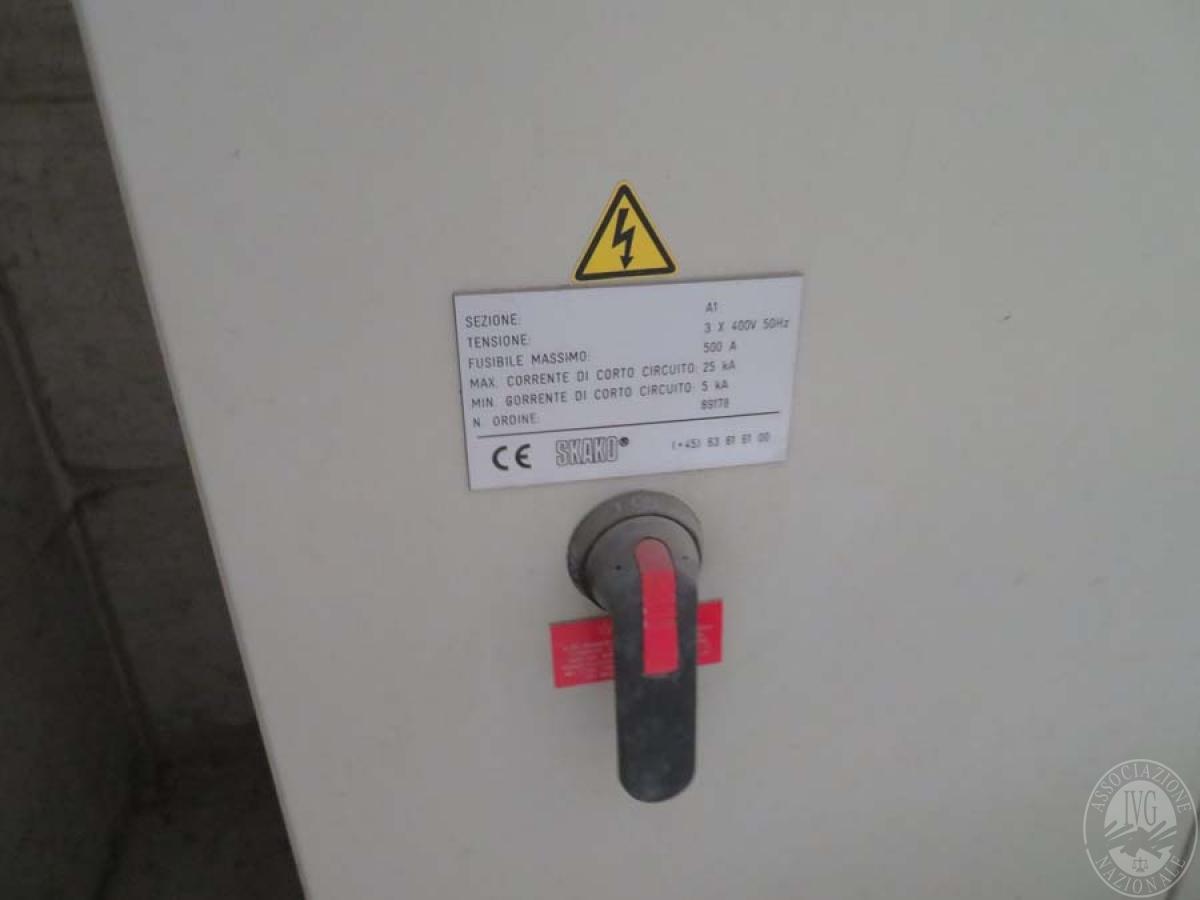 Impianto betonaggio orizzontale MANIFESTAZIONE INTERESSE 35