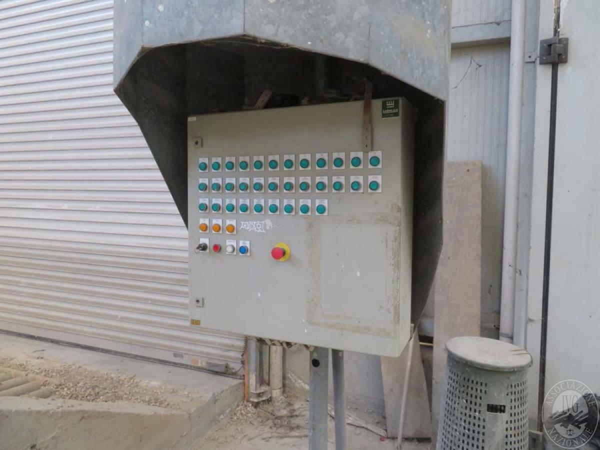 Impianto betonaggio orizzontale MANIFESTAZIONE INTERESSE 34