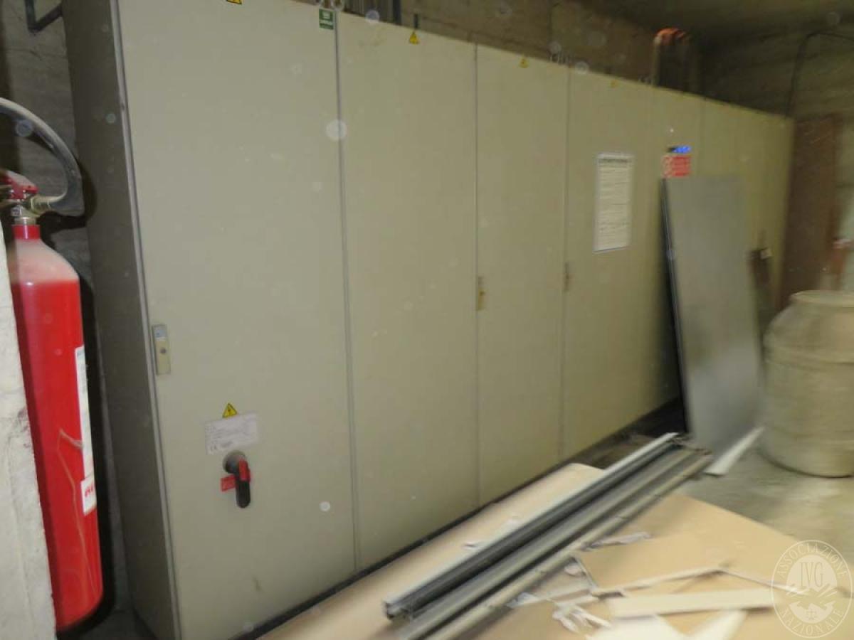 Impianto betonaggio orizzontale MANIFESTAZIONE INTERESSE 36