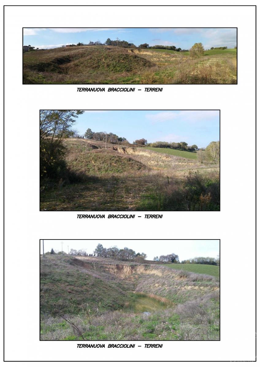 Terreni a TERRANUOVA BRACCIOLINI, in loc. Monticello - lotto 3