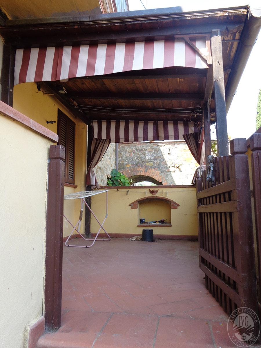 Appartamento a PERGINE VALDARNO in Via Vallelunga 16