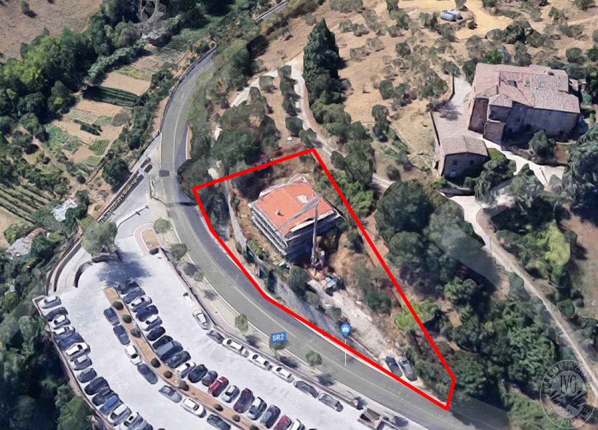 Complesso residenziale in costruzione a SIENA, via Baldassare Peruzzi