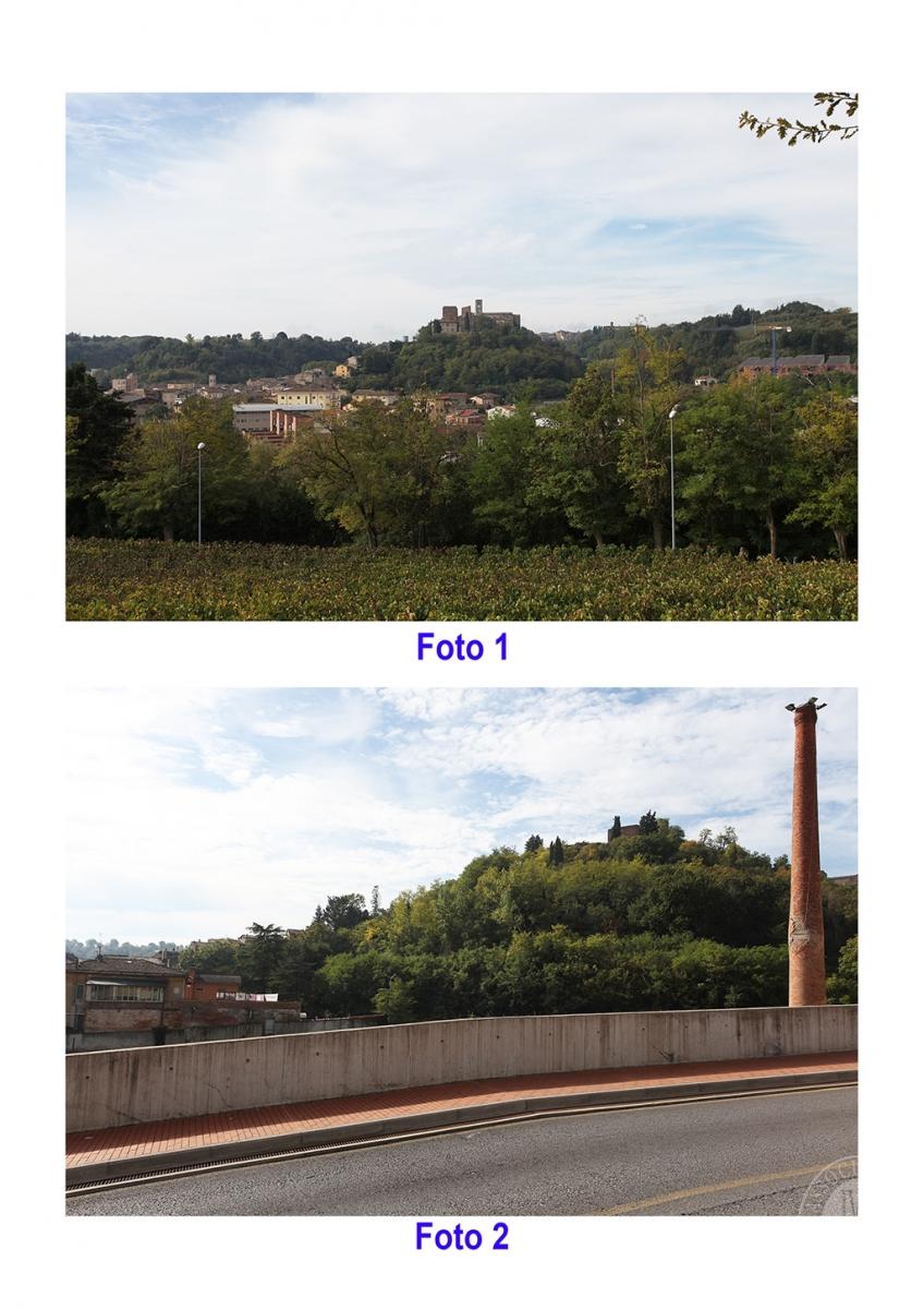 Terreni edificabili a COLLE VAL D'ELSA, via Livini - Lotto CENTRO DEL CRISTALLO 1