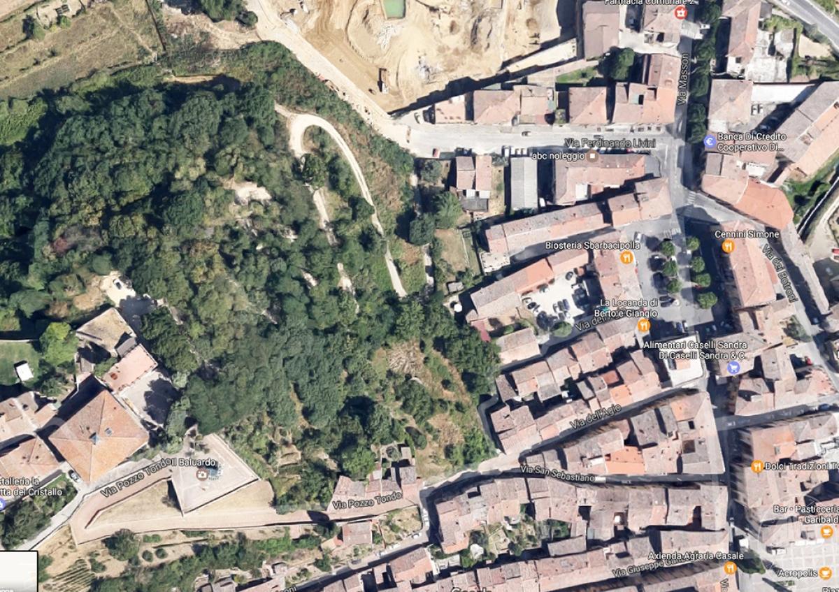 Terreni edificabili a COLLE VAL D'ELSA, via Livini - Lotto CENTRO DEL CRISTALLO 3