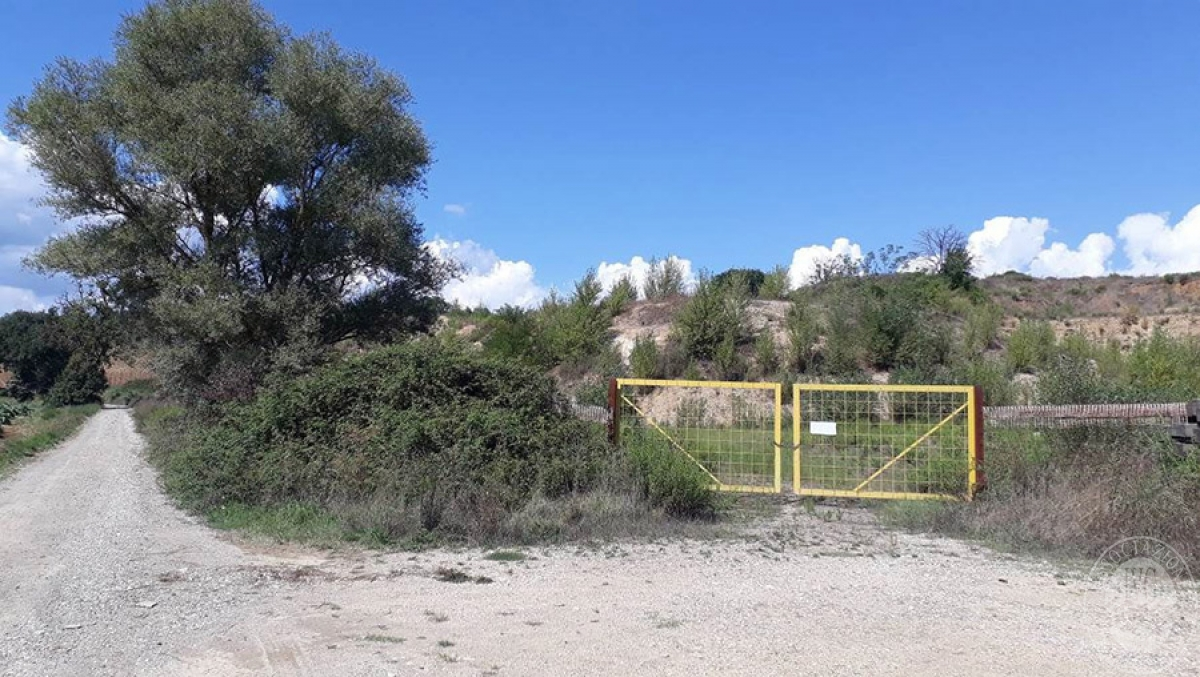 Cava e terreni agricoli ad ANGHIARI, loc. San Lorenzo 0