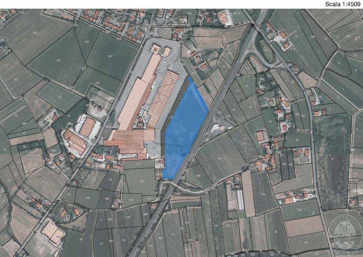 Terreni a CIVITELLA IN VAL DI CHIANA - LOTTO 1